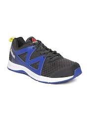 Reebok Men Black Supreme Running Shoes