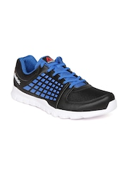 Reebok Men Black Electrify Speed Running Shoes