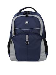 Swiss Gear Unisex Blue Laptop Backpack
