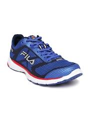 FILA Men Blue & Black KR3 Running Shoes