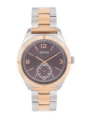 GUESS Men Charcoal Grey Dial Watch W0872G2