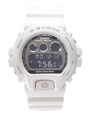 CASIO G-Shock Men White Chronograph Digital Watch G674