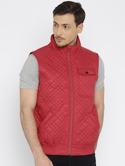 Lee Red Padded Jacket