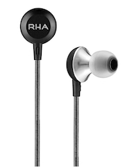 RHAUnisex Black MA600 Earphones