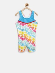 LOBSTER Girls Multicoloured Printed Swimsuit 4058333162168