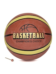 COSCO Unisex Rust Orange Premier Basketball