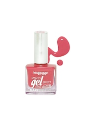Deborah Milano Smalto Gel Effect Dancing Coral Maxipennello Nail Polish 66
