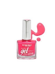 Deborah Milano Smalto Gel Effect Red Running Maxipennello Nail Polish 67