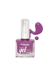 Deborah Milano Smalto Gel Effect Attractive Voilet Maxipennello Nail Polish 75