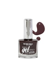 Deborah Milano Smalto Gel Effect Red Boudoir Maxipennello Nail Polish 06