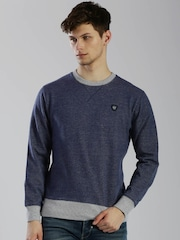 883 Police Blue Sweatshirt