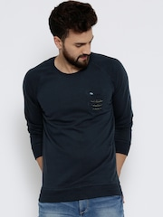 SPYKAR Navy Sweatshirt