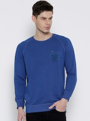 SPYKAR Blue Sweatshirt