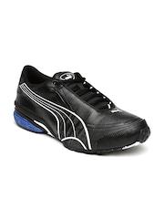 Puma Men Black Tazon III DP Running Shoes
