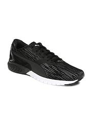 Puma Men Black Ignite Dual Running Shoes