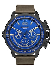 DIESEL Men Blue Chronograph Watch DZ4405I