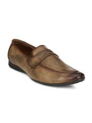 Prolific Men Brown Formal Shoes