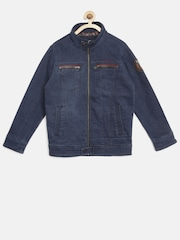 Tween by Monte Carlo Boys Navy Denim Jacket