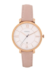 Fossil Women White Analogue Watch ES3988I
