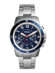 Fossil Men Navy Chronograph Watch FS5238I