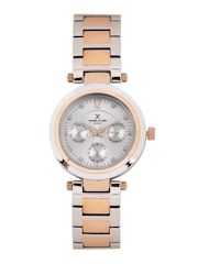 Daniel Klein Women Silver-Toned Analogue Watch DK10937-5