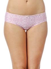 Triumph Women Pink Printed Briefs 7610875750578