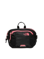 The North Face Unisex Black Textured Moon Hill II Outdoor Waist Pouch