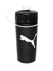 Puma Black Sipper Water Bottle