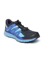 Salomon Women Blue X-Mission 3 W Trekking Shoes