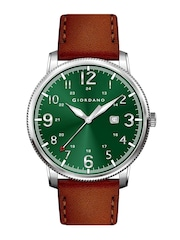 GIORDANO Men Green Analouge Watch FA1048-04