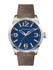 GIORDANO Men Navy Analouge Watch FA1049-02