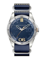 GIORDANO Men Navy Analouge Watch FA1050-02