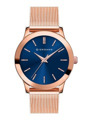 GIORDANO Men Blue Analogue Watch FA1051-33