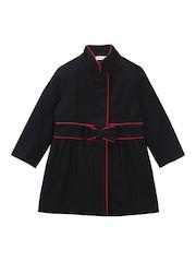 Beebay Boys Black Coat