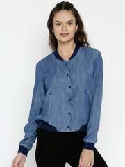 ONLY Women Blue Tailored Jacket