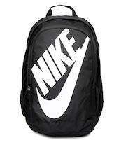 Nike Unisex Black Hayward Futura 2.0 Printed Backpack