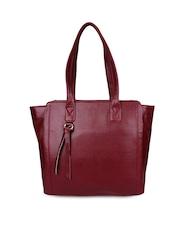 20Dresses Burgundy Shoulder Bag