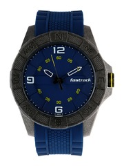 Fastrack Men Blue Watch 38032PP01J