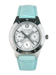 Casio Women Analog Steel Watch SH62