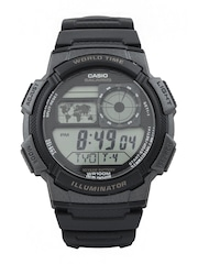 Casio Youth Series Men Black Digital Watch