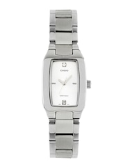 CASIO Women White Dial Watch A265