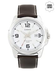 CASIO Enticer Men White Dial Watch A553