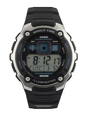 Casio Men Black Digital Watch D083