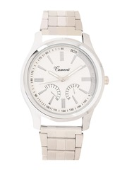 Camerii Men White Dial Watch WC39MW