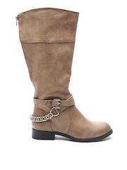 New Look Women Brown Boots