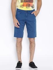 Celio Men Blue Shorts