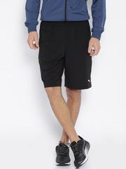 PUMA Men Black Shorts