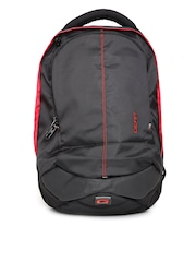 Gear Unisex Black Outlander 3 Backpack