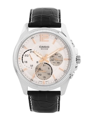 CASIO Men White Watch A995