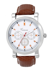 Camerii Women White Dial Watch WM73